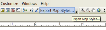 Export Map Styles